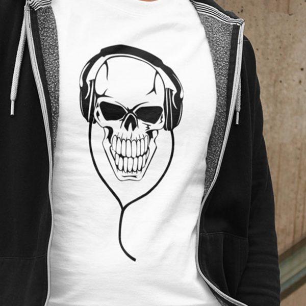 tshirt-dj-skull