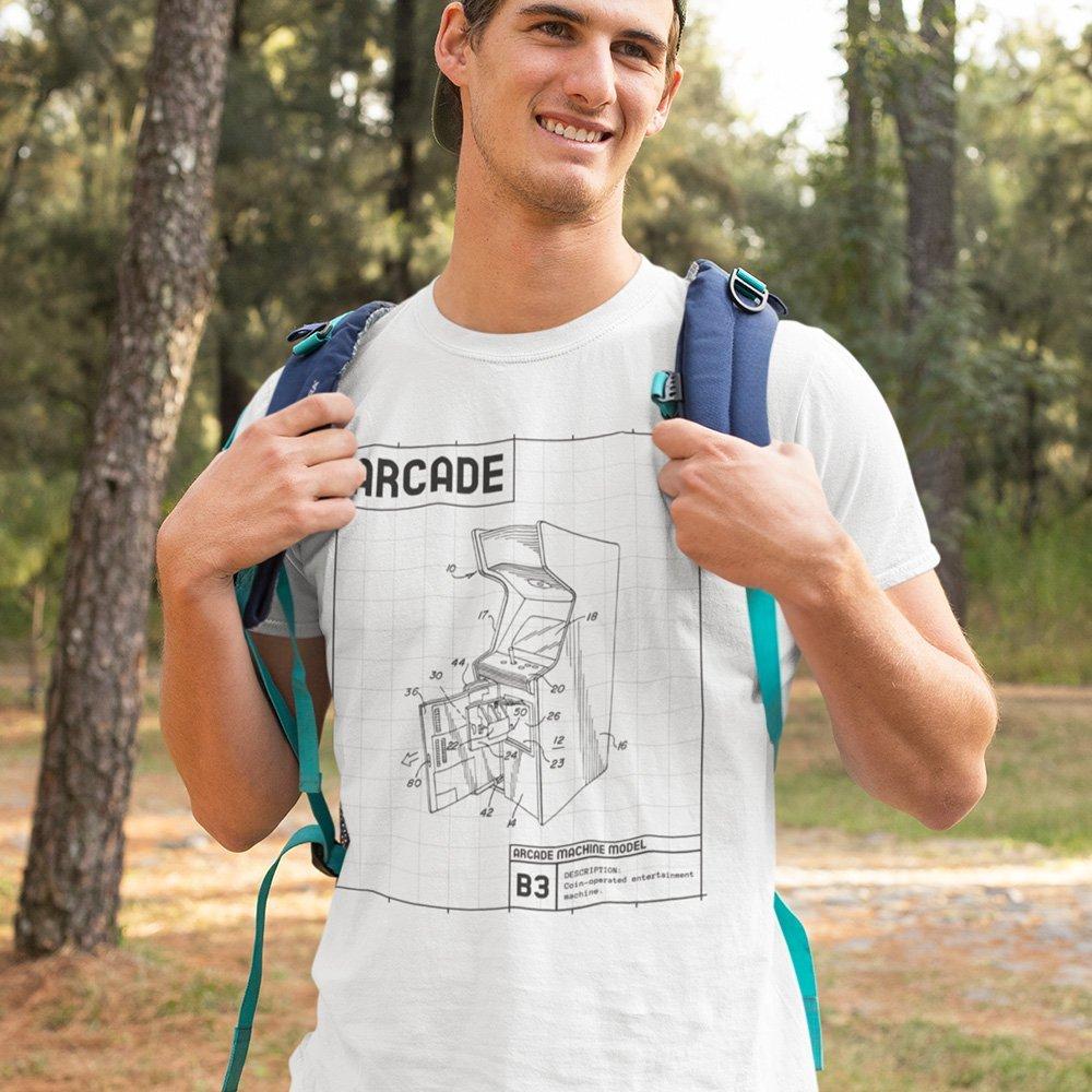 arcade-maglietta
