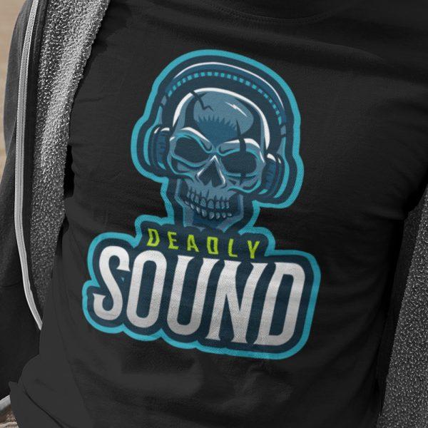 Maglietta-sound-DJ