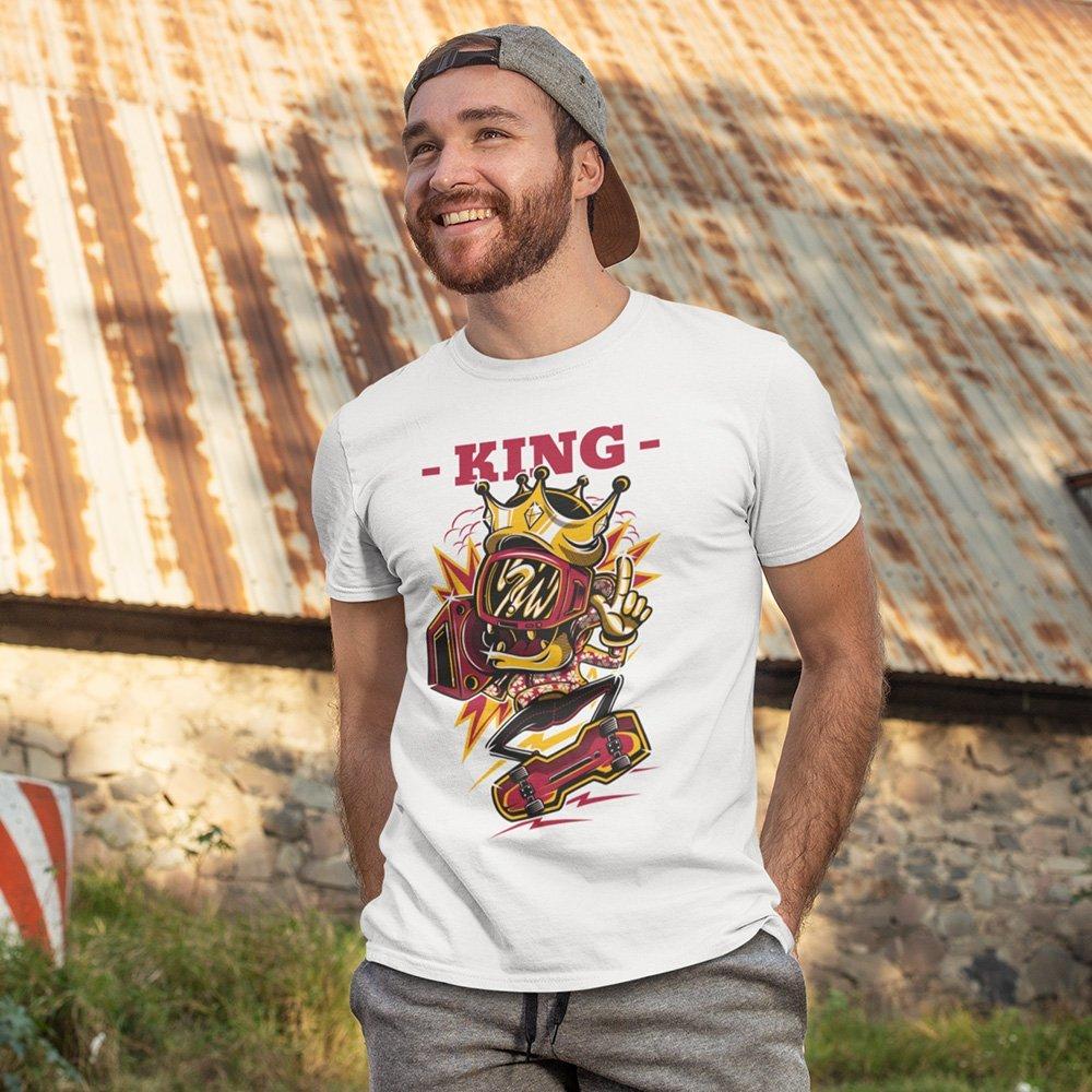 king-stater-maglietta