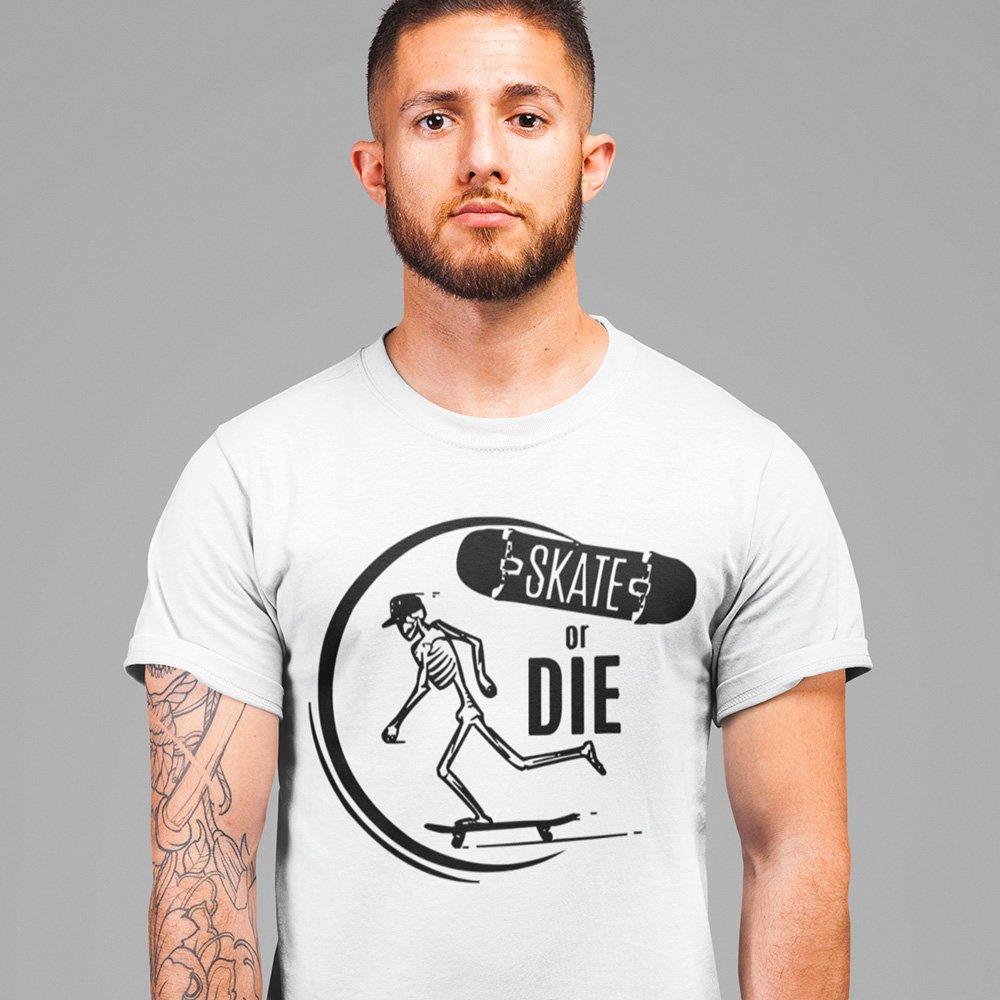 skate or die tshirt