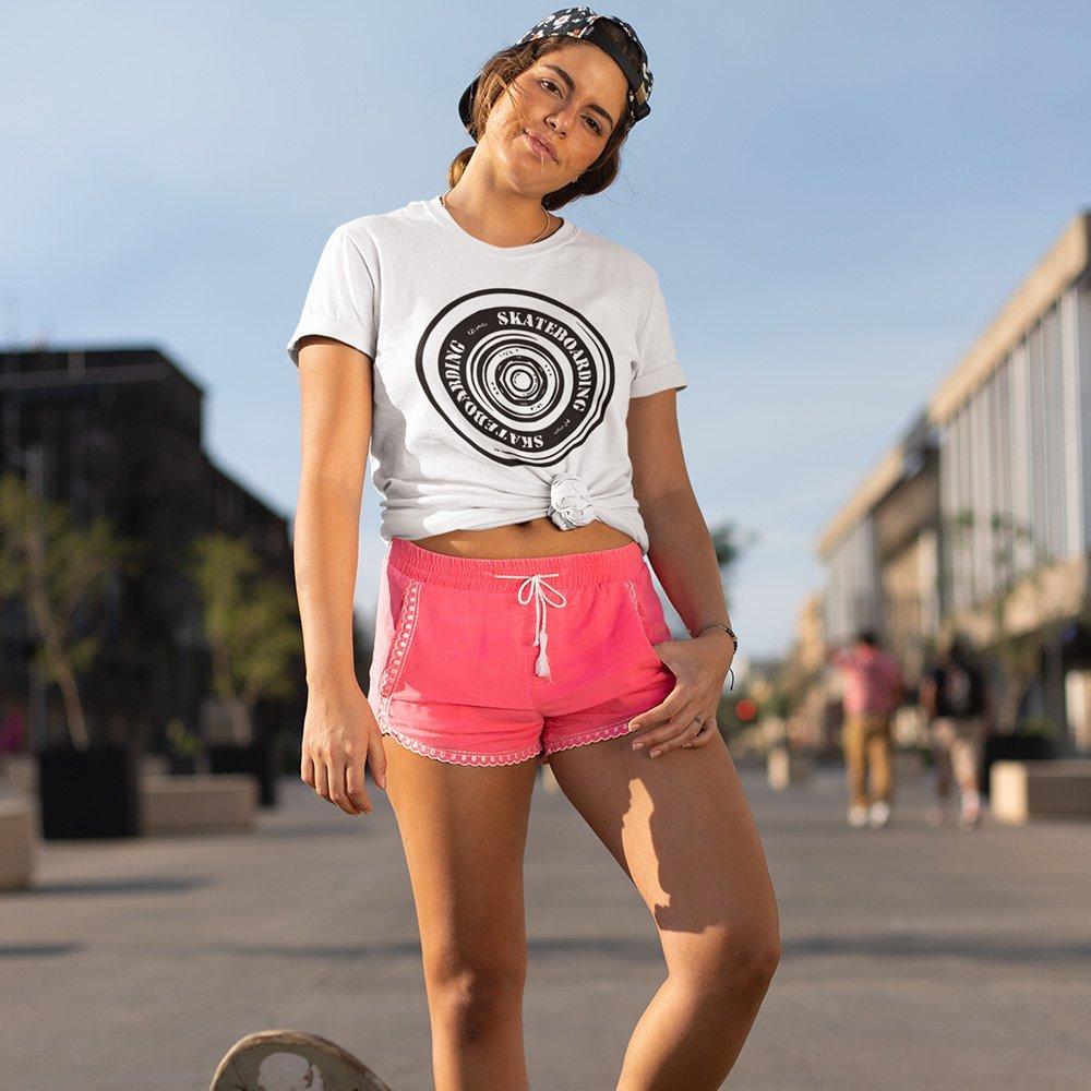 skate-tire-tshirt