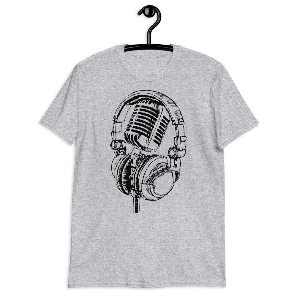 maglietta-recording-grigia