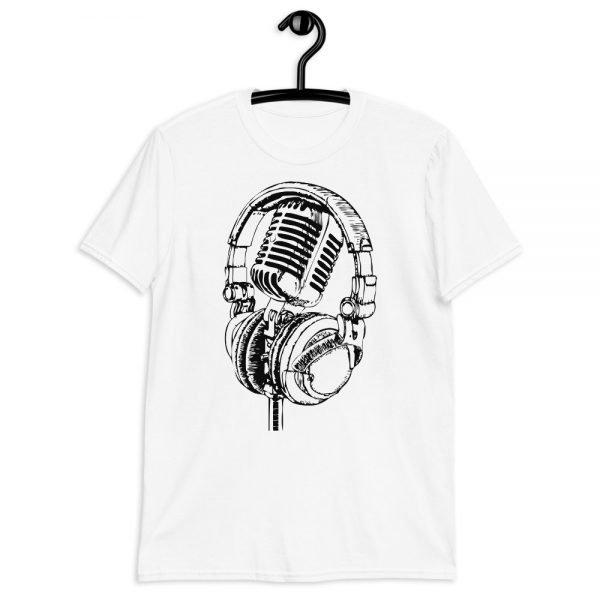 maglietta-recording-bianca