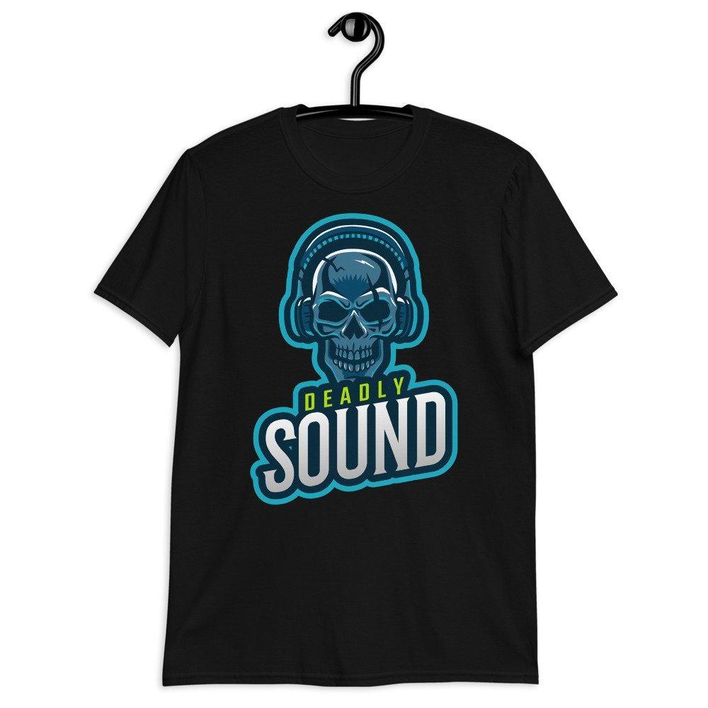 maglietta-sound-nera