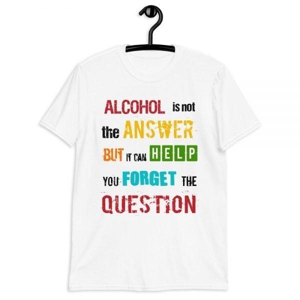 Alcoholic T-Shirt Bianca