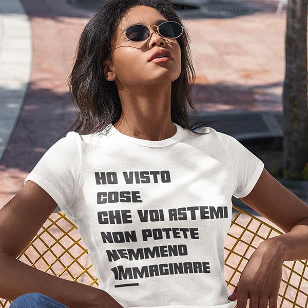 ho visto cose t-shirt woman